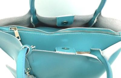 Handtas Mare (turquoise)