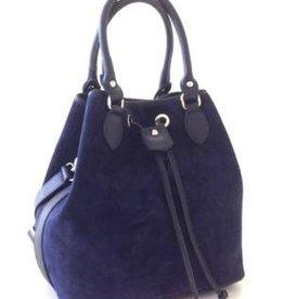 Handtas Maria (blauw)