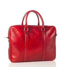 laptop tas Tijmen (rood)