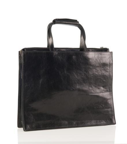 zakelijke handtas Mare (zwart)