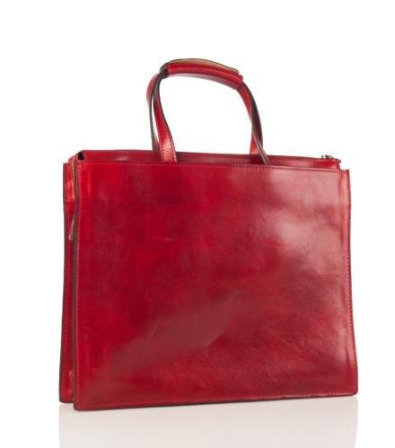 zakelijke handtas Mare (rood)
