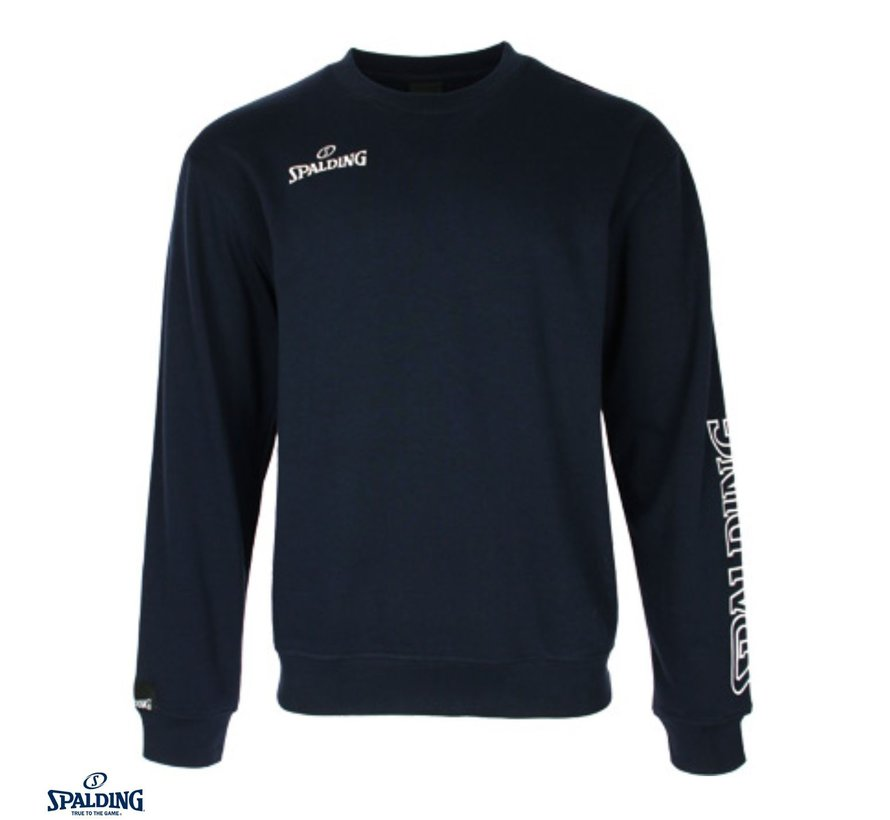 Spalding Team Basketbal Crew Sweater