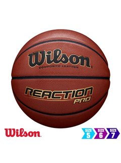 Wilson Reaction Pro Indoor basketbal