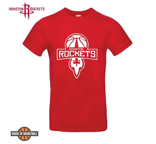 HoB HoB Houston Rockets logo T-shirt