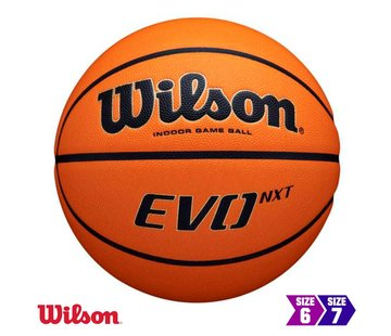 Wilson EVO Nxt indoor basketbal