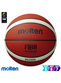 Molten BG3800 Indoor FIBA basketbal