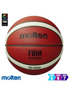 Molten BG4000 Indoor FIBA basketbal