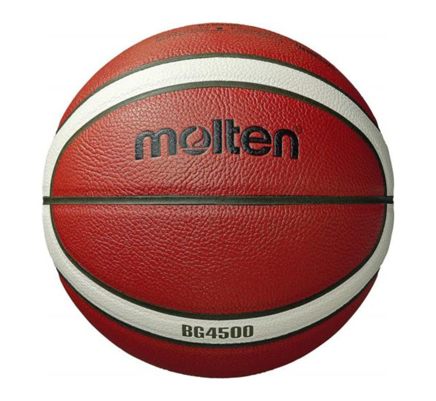 Molten BG4500 Indoor FIBA basketbal