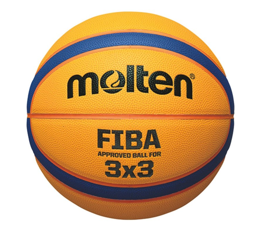 Molten Libertria 3X3 FIBA  basketbal