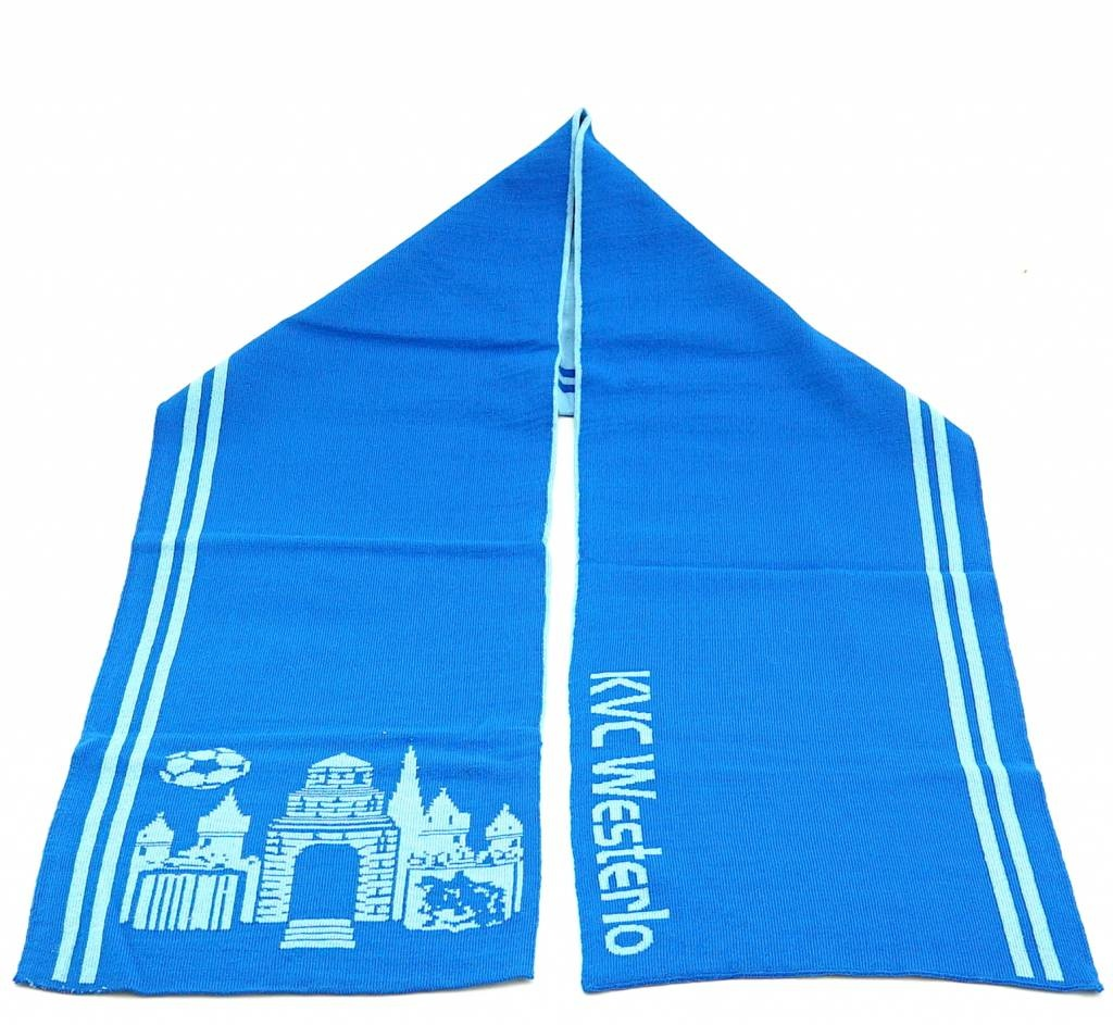 Topfanz Blue Business scarf