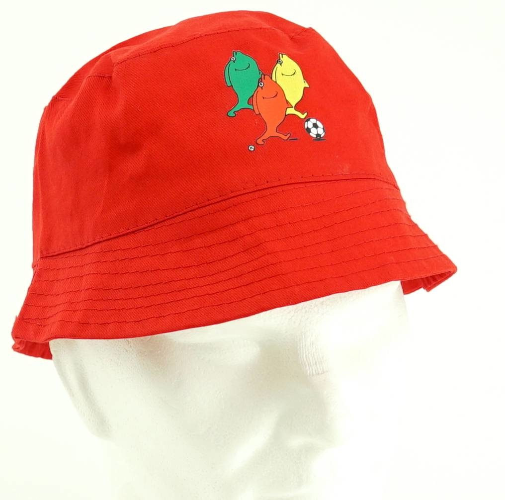 Topfanz Fisher's hat red