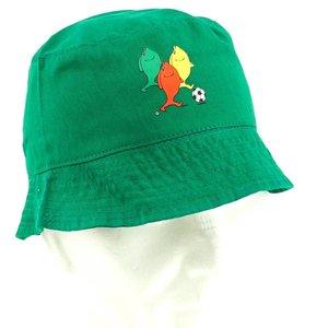 Chapeau de pecheur vert