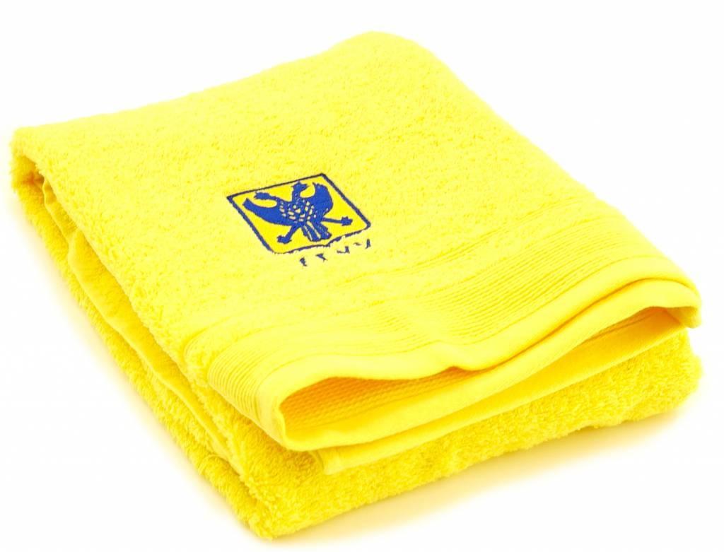Topfanz Towel yellow L - STVV