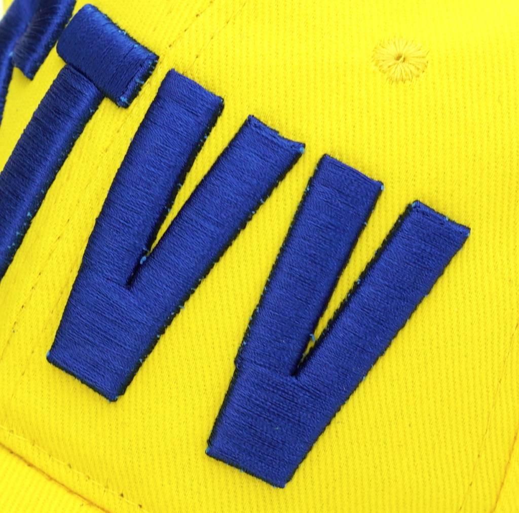 Topfanz Cap geel STVV