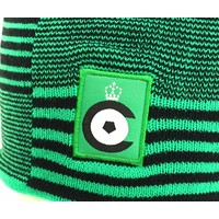 Topfanz Hat green striped - Cercle Brugge