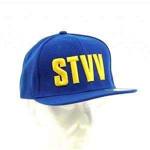 Pet blauw STVV