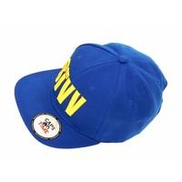 Topfanz Pet blauw STVV