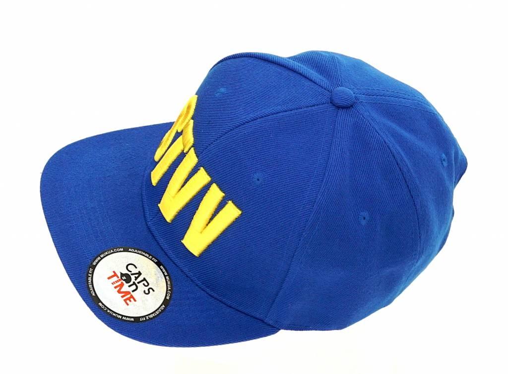 Topfanz Cap blue STVV