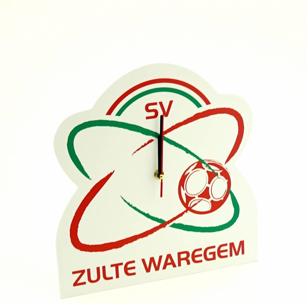 Topfanz Klok logo - Zulte Waregem