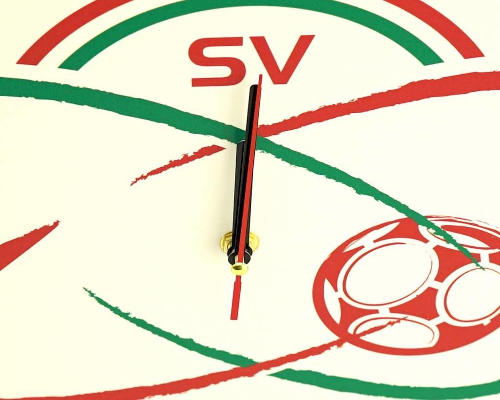 Topfanz Clock logo - Zulte Waregem