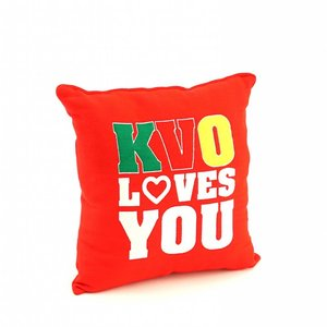 Kussen - KVO loves you