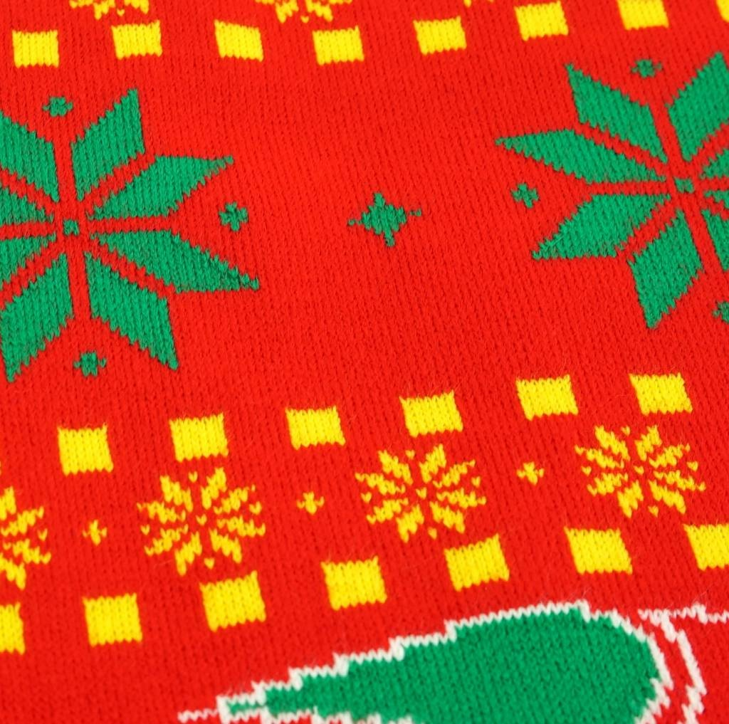 Topfanz Scarf Christmas - KV Oostende