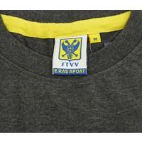 Topfanz T-shirt Donkergrijs schild - STVV