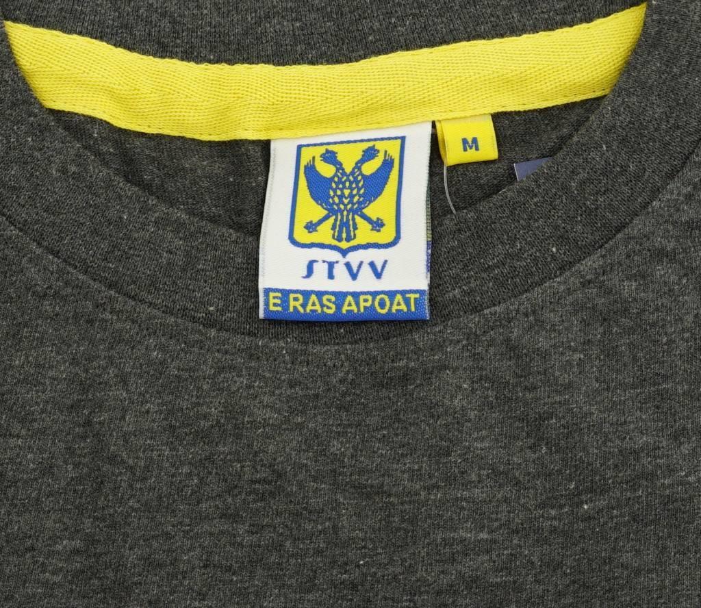 Topfanz T-shirt dark grey schild - STVV