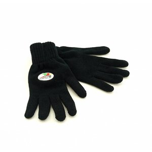 Gloves black - M