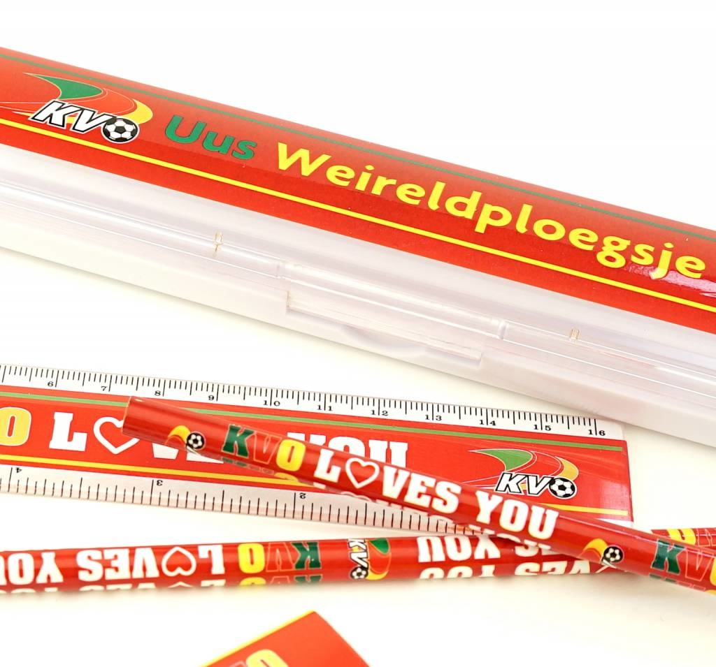 Topfanz Stationary set - KV Oostende