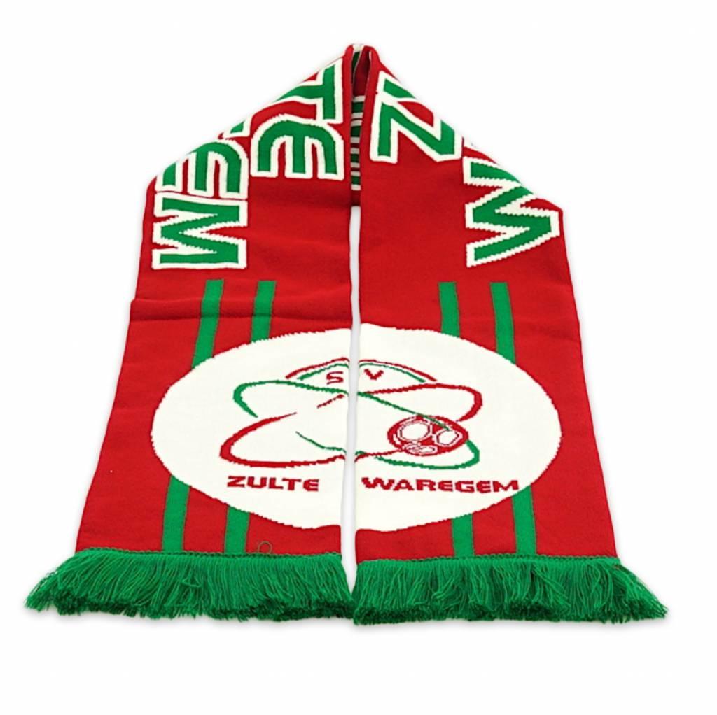 Topfanz Sjaal Essevee - Groot logo- Zulte Waregem