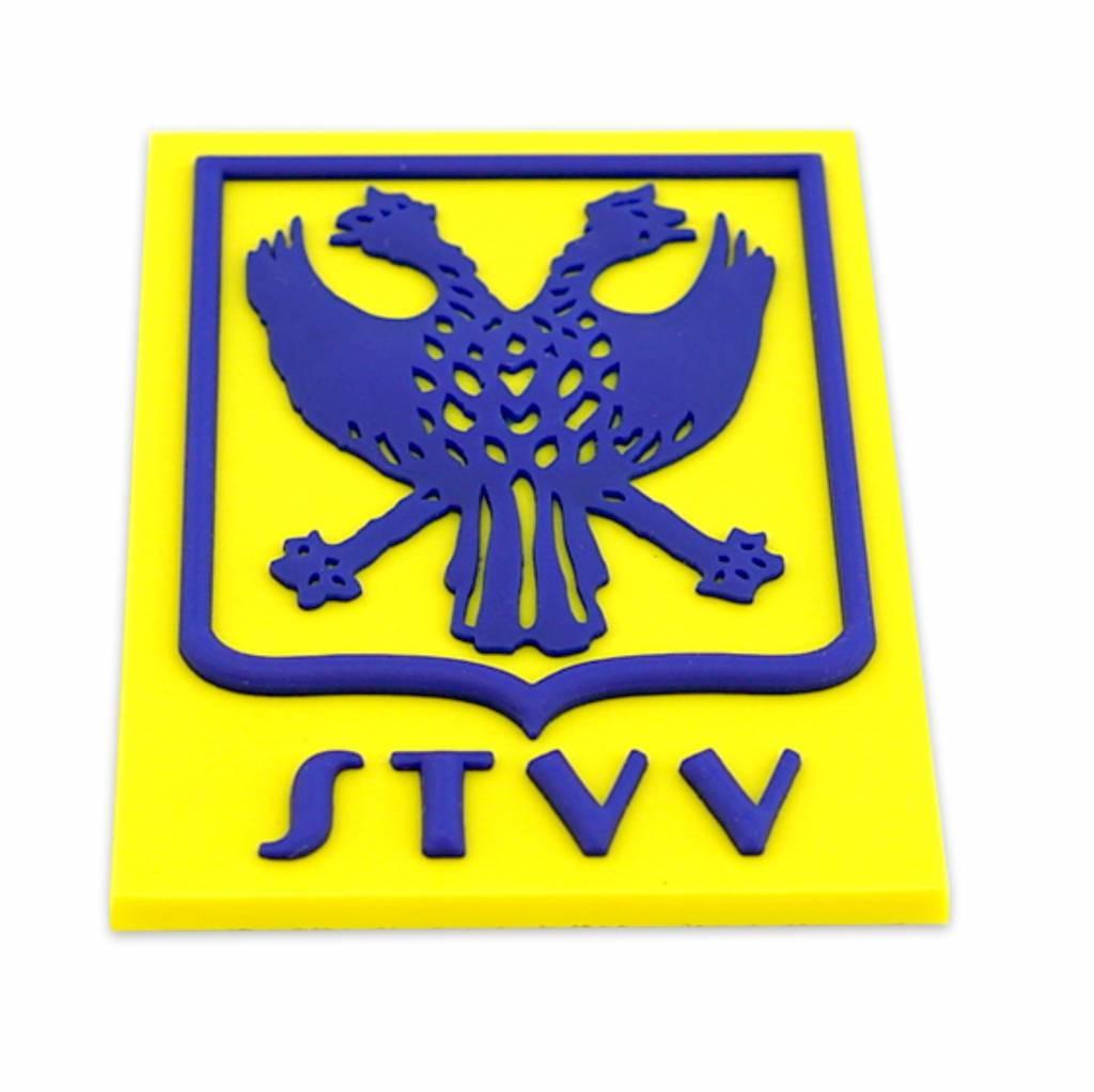 Topfanz Magneet 3D - logo - STVV