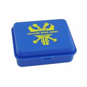 Boîte à lunch - Yellow Blue Army