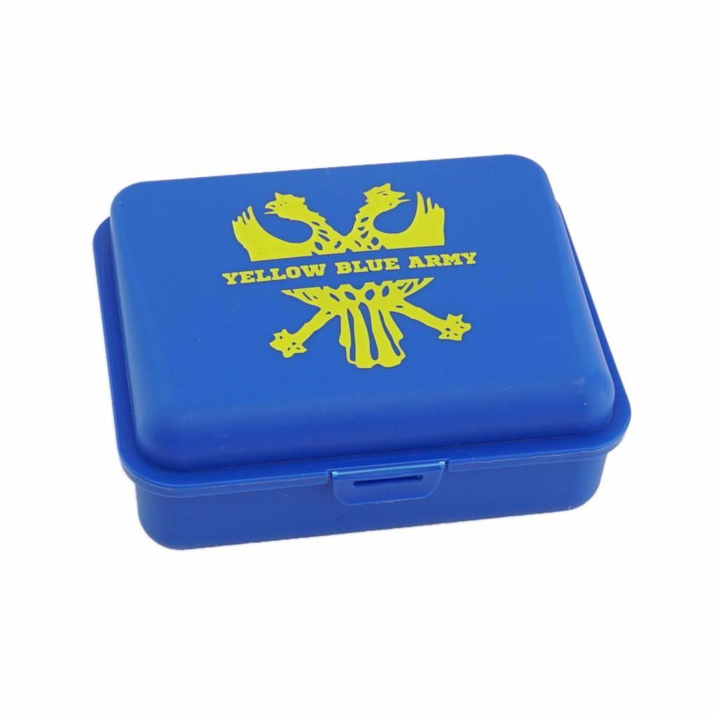 Topfanz Lunchbox - Yellow Blue Army  - STVV