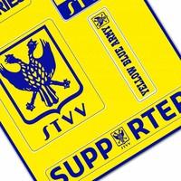 Topfanz Stickers - STVV
