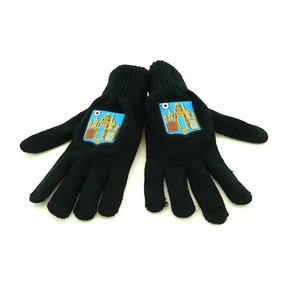 Gloves black - size S