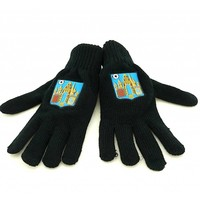 Topfanz Gloves black - size L