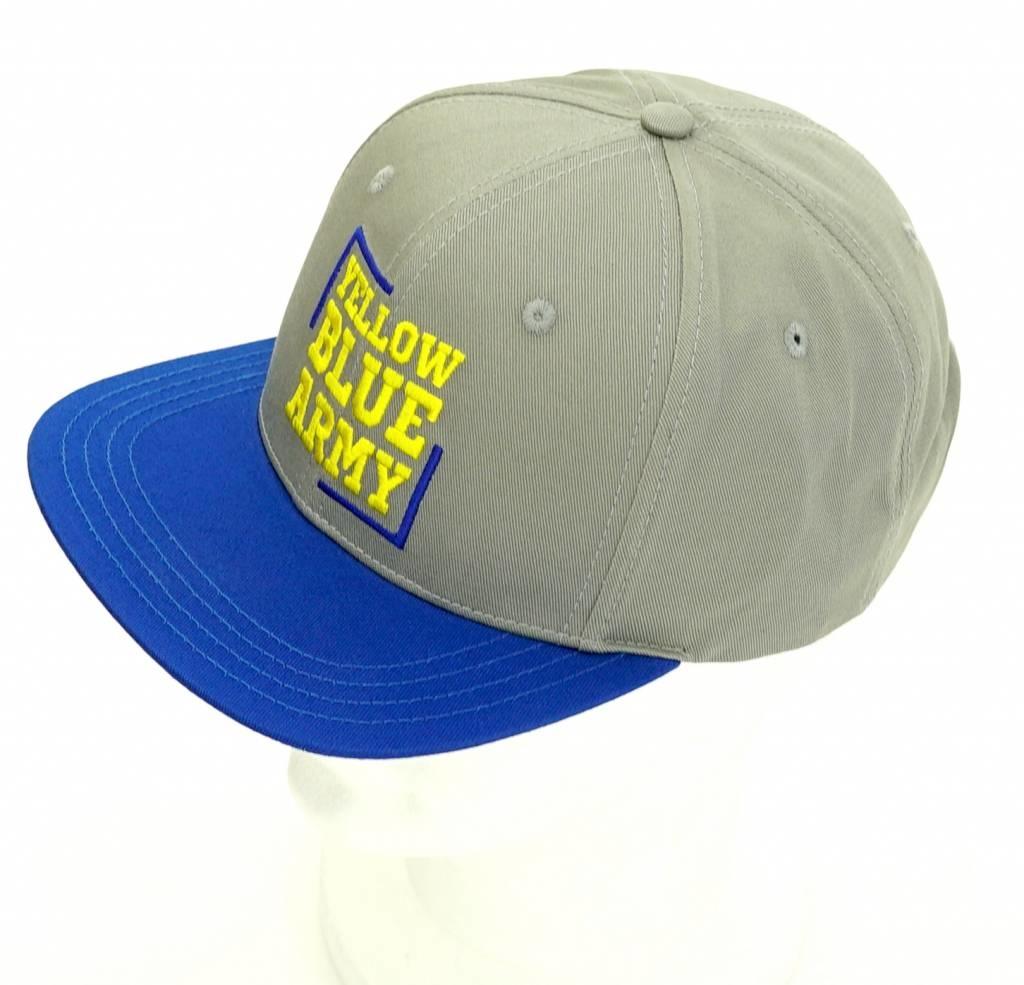 Topfanz Snap Cap Yellow Blue Army  STVV