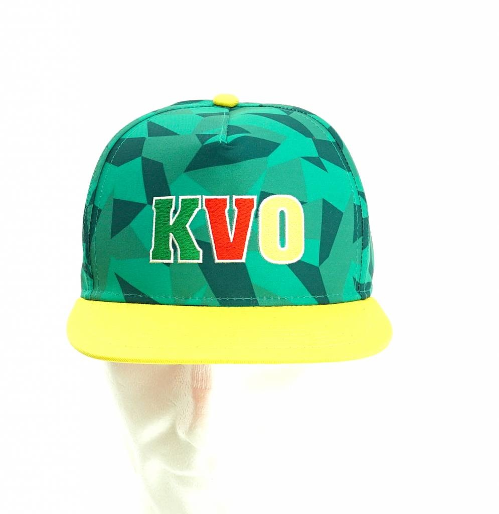 Topfanz Cap kids green - KVO