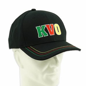 Cap black - KVO