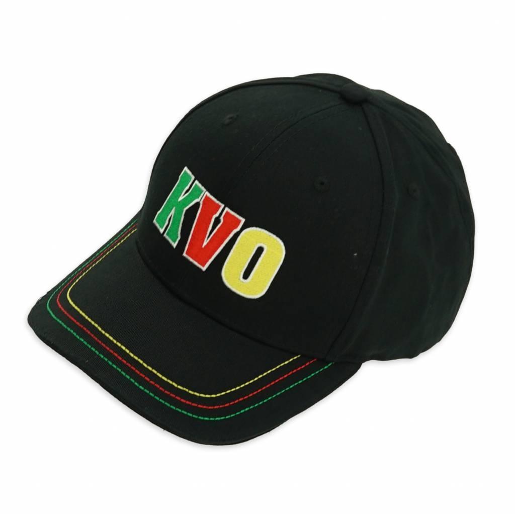 Topfanz Cap black - KVO