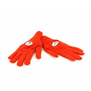 Gloves red - M