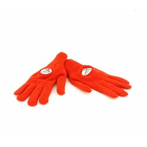 Gloves red - S -