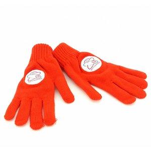 Handschoenen rood - L -