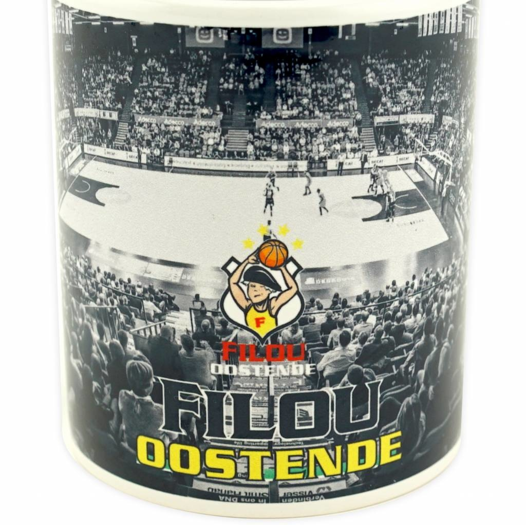 Topfanz Mug Filou Oostende
