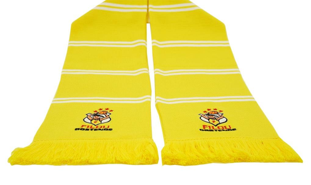 Topfanz Block scarf  - Filou Oostende