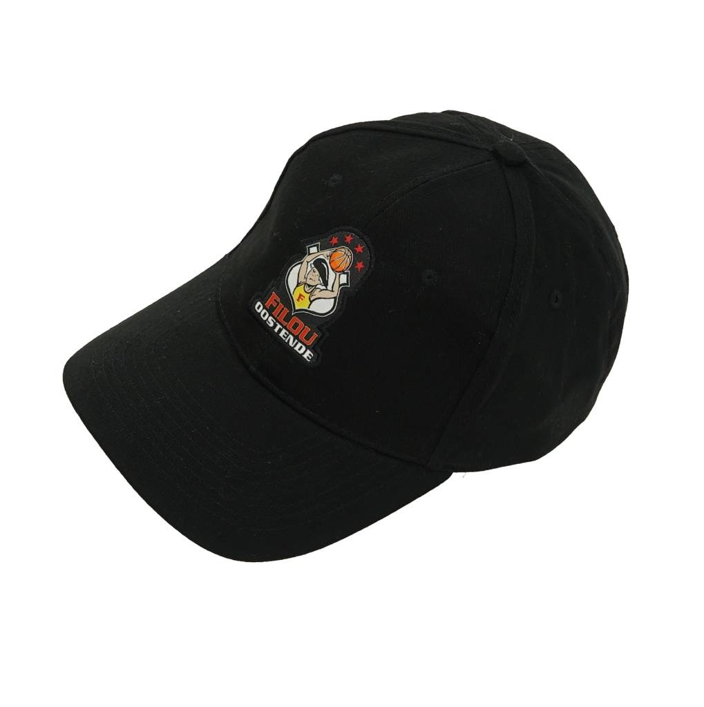 Topfanz Pet zwart Filou Oostende