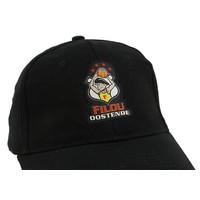 Topfanz  Cap black Filou - Filou Oostende