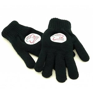 Gloves black -L