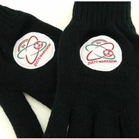 Topfanz Gloves black -L  - Zulte Waregem